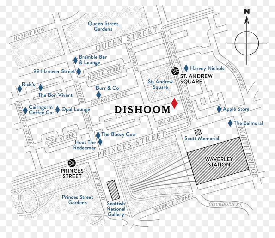 Indian Cuisine Restaurant Dishoom Architecture Infografía Png
