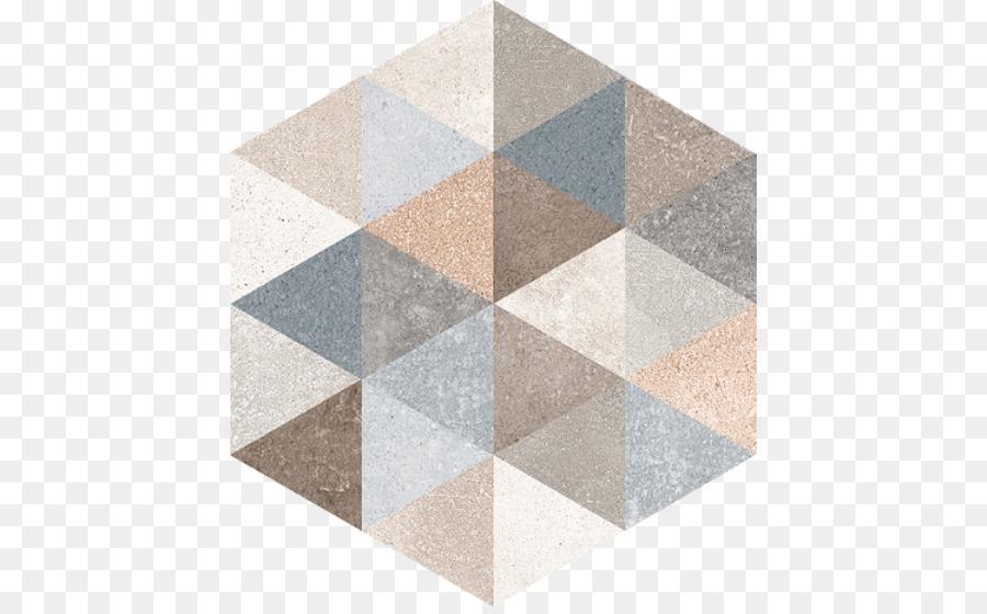 Tile Hexagon Mosaic Ceramic Floor Ceramic Tile Png Download 480