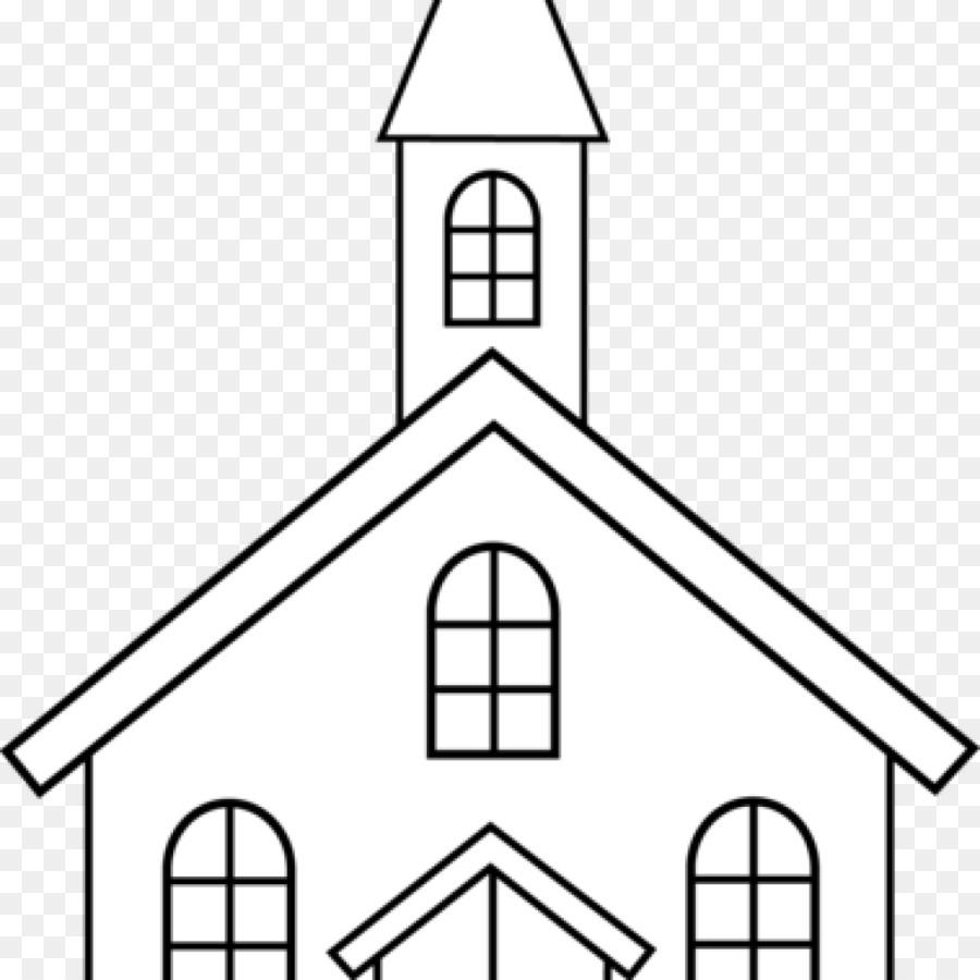 Buku Mewarnai Gereja Kristen Alkitab Anak Gereja Unduh Hitam Dan