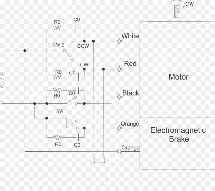 Wiring Diagram Electric Motor Single Phase Electric Power Baldor