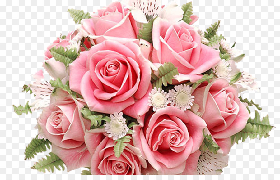 Flower Bouquet Birthday Happy PNG