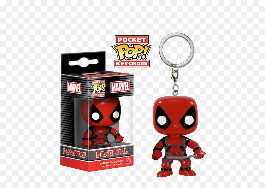 Deadpool Spider Man Hulk Batman Funko Deadpool Pocket Png Download