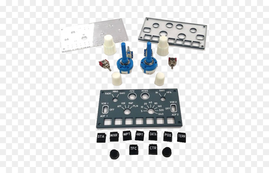 Boeing 737 Electronic Component png download - 580*580 - Free