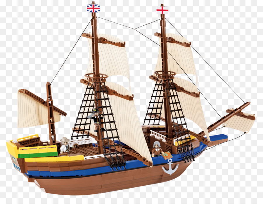 Mayflower II Peregrinos de Plymouth Barco - Nave png dibujo ...