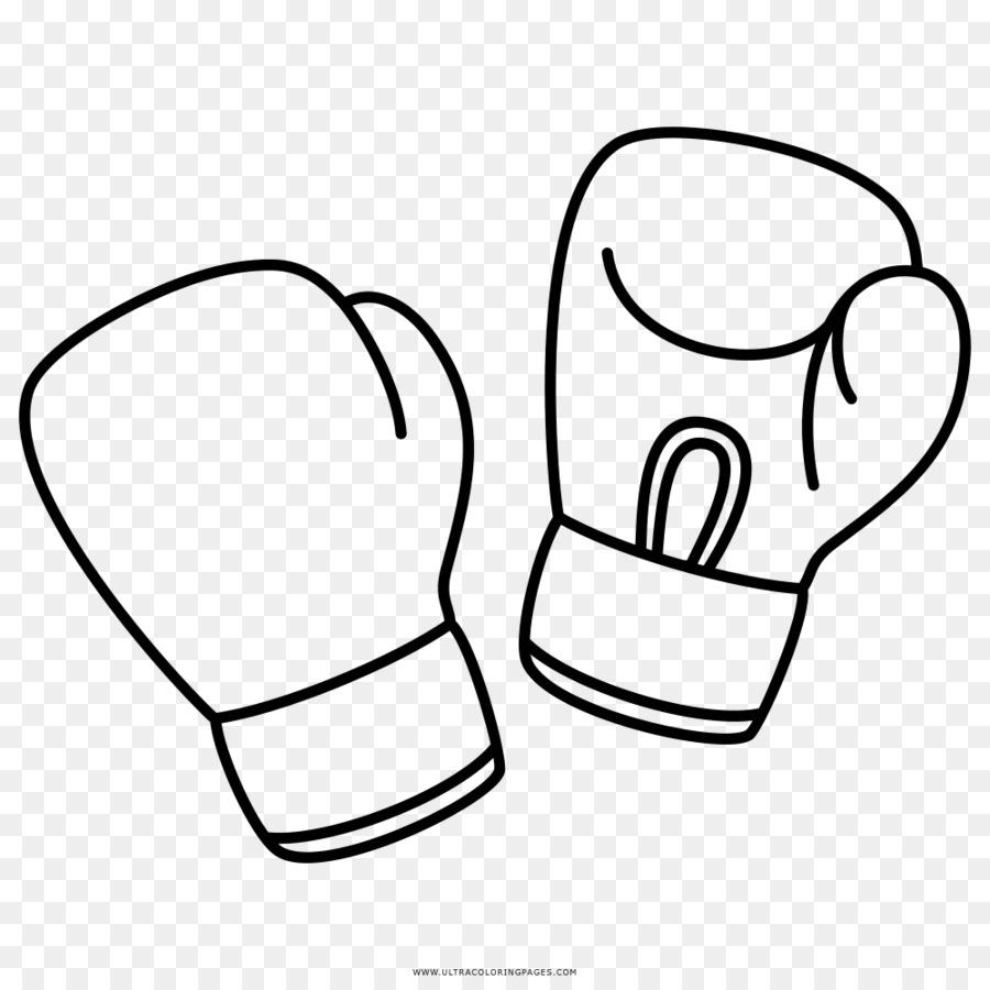 guante de boxeo dibujo punch boxeo png dibujo transparente png