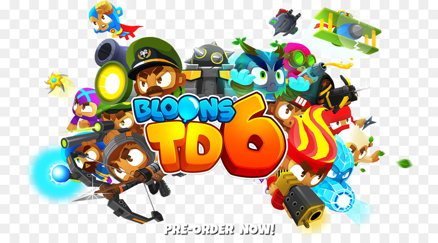 Bloons td 5 bloons td battles bloons td 3 video game minecraft.