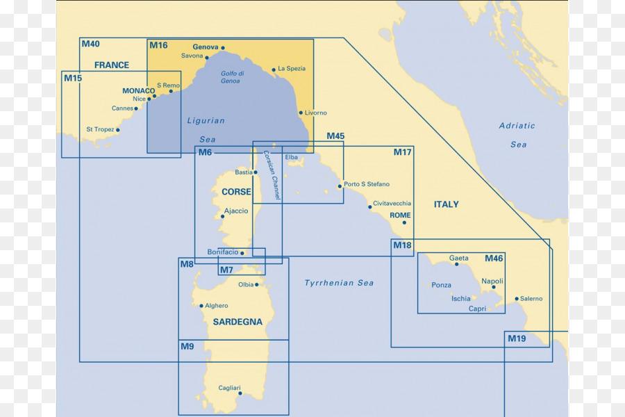 Karte Italien Frankreich.Ost Spanien Pilot Italien Frankreich Nautisk Fritid Nautische