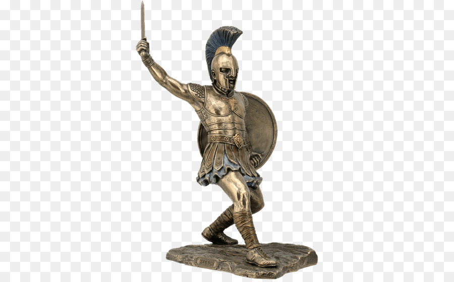 Hector Statue png download - 555*555 - Free Transparent Hector png