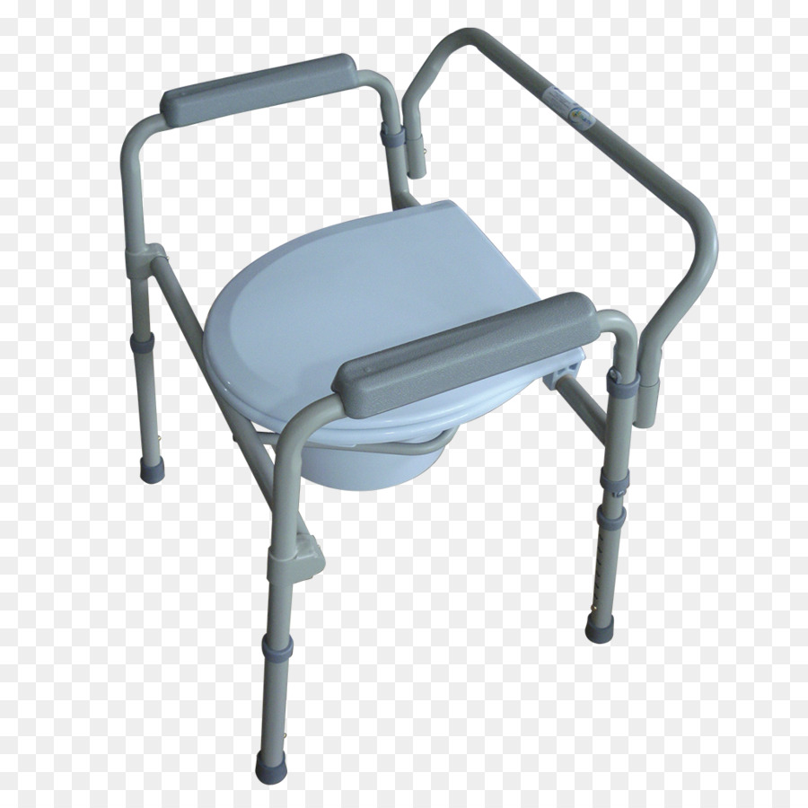 Chair Aluminium Toilet Shower Bathroom - chair png download - 1024 ...
