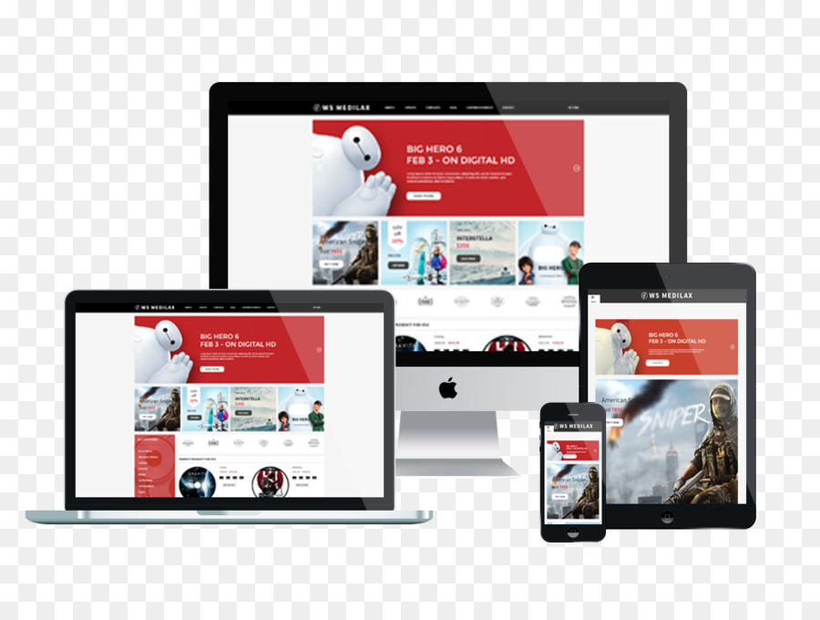 WooCommerce de WordPress Responsive web diseño de Tiendas E-commerce ...