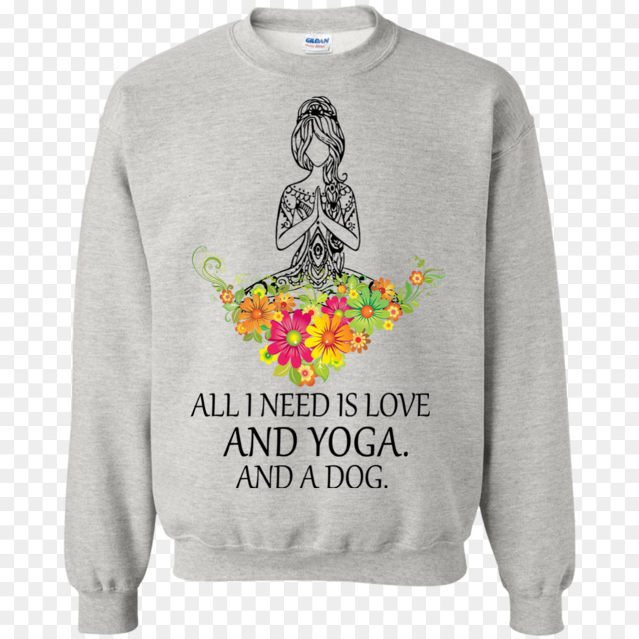 1e5becdabbb Hoodie T-shirt Chanel Gucci Bluza - Yoga dog png download - 1155 1155 -  Free Transparent Hoodie png Download.