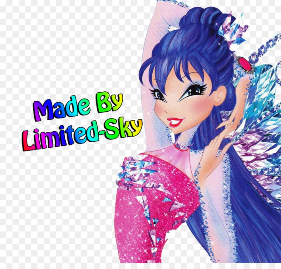 Musa Kartun Animasi Digital Media Gambar Couture Unduh Barbie