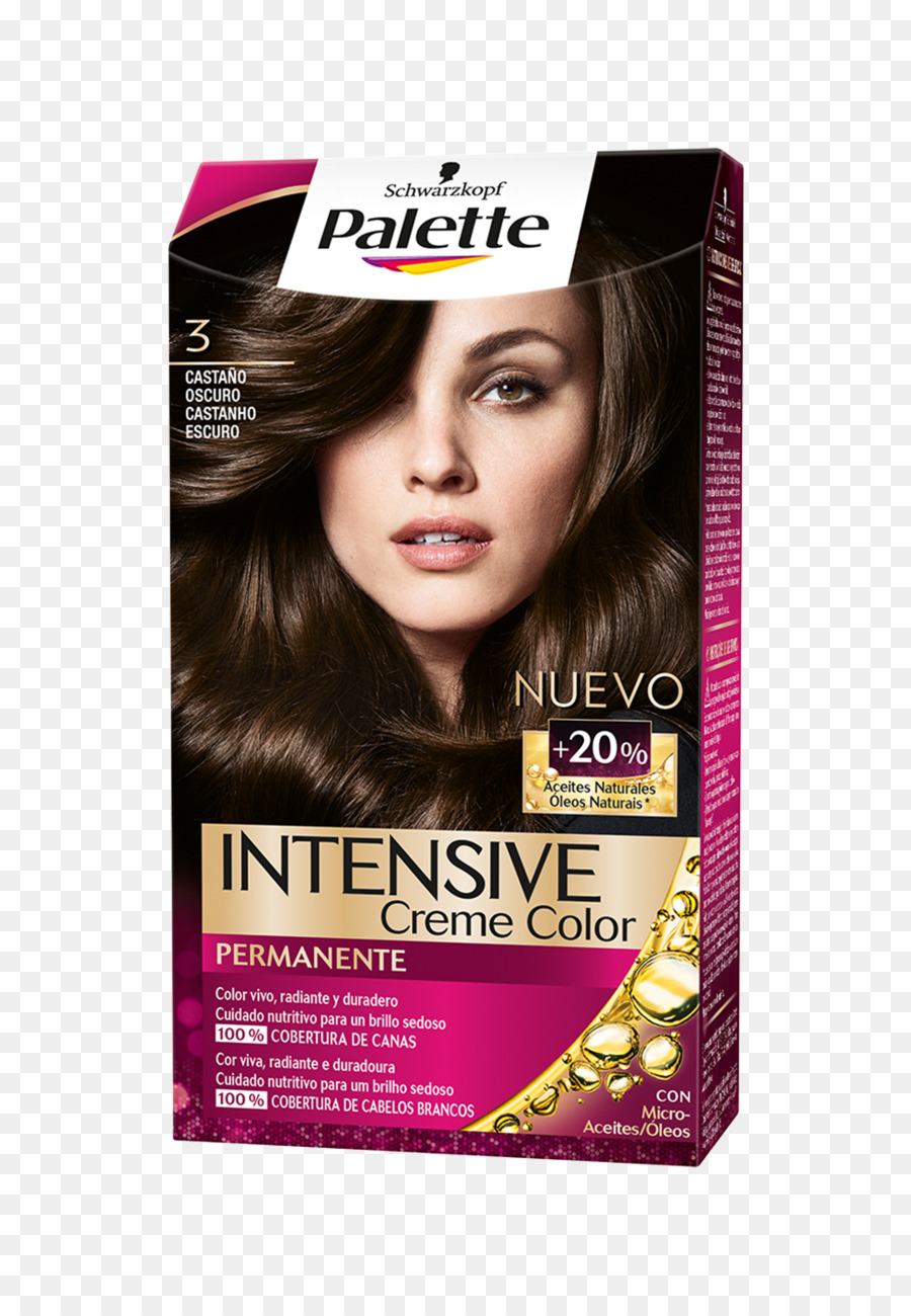 Hair Coloring Schwarzkopf Poly Color Tint Human Hair Color Loral