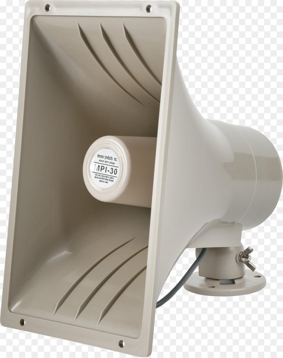 Horn loudspeaker Moose Sound Speaker pillow - siren photography