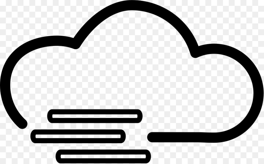 Computer Icons Symbol Fog Cloud Weather Symbol Png Download 980