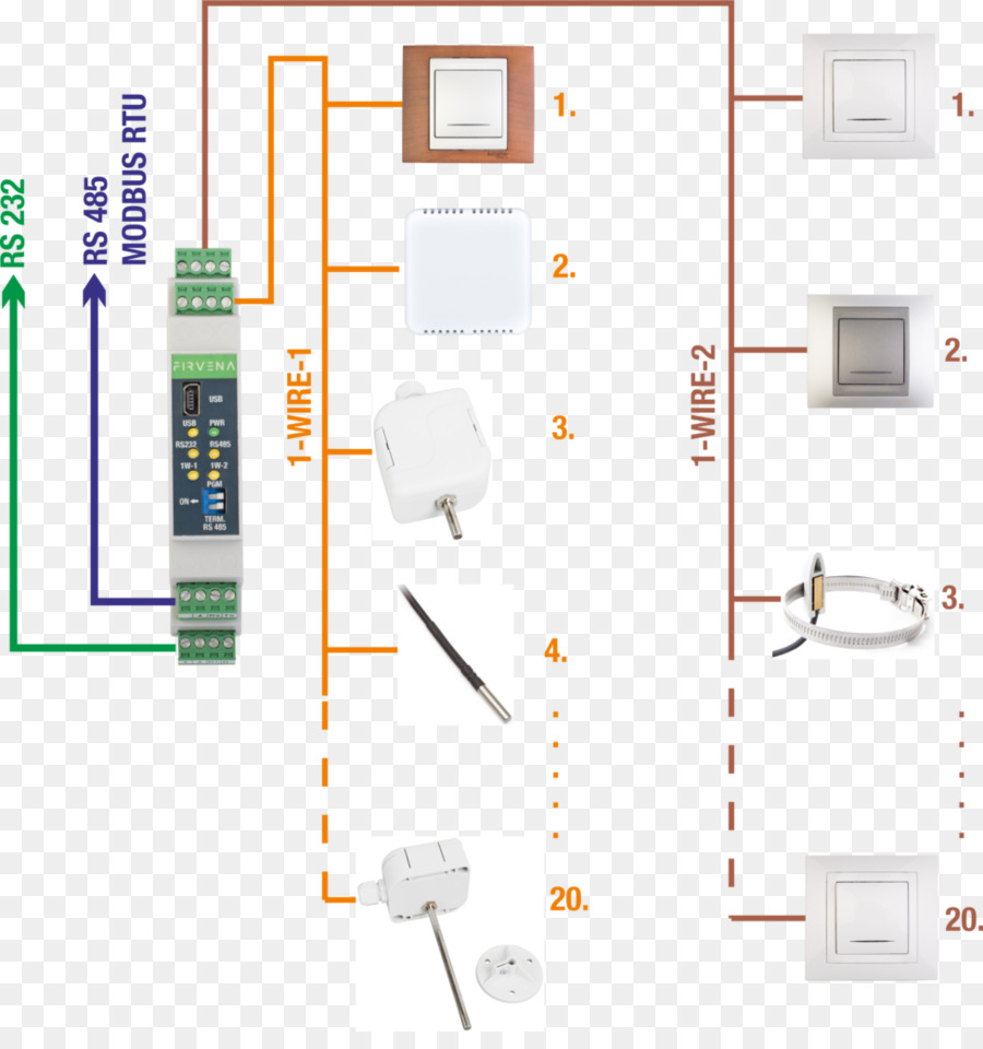 Wiring Modbus Connection Diagram Library Circuit Electrical Wires Cable Electronics