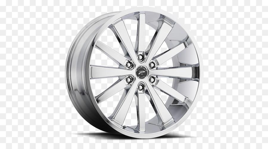 Milling Machining Chrome plating Rim Custom wheel - wheel