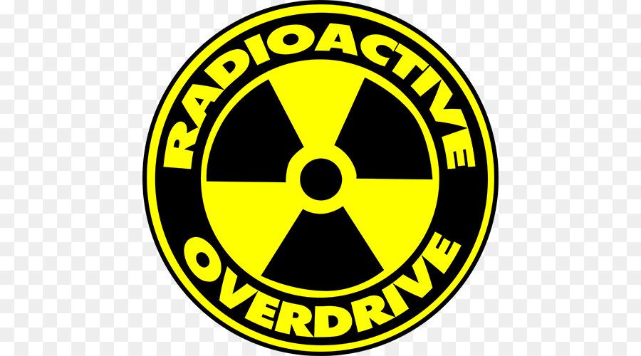 Radioactive Decay Radioactive Waste Hazard Symbol Nuclear Power