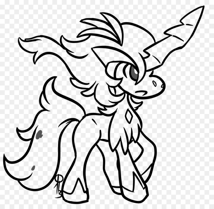 pokemon black white keldeo desenho para colorir vulpix livro de