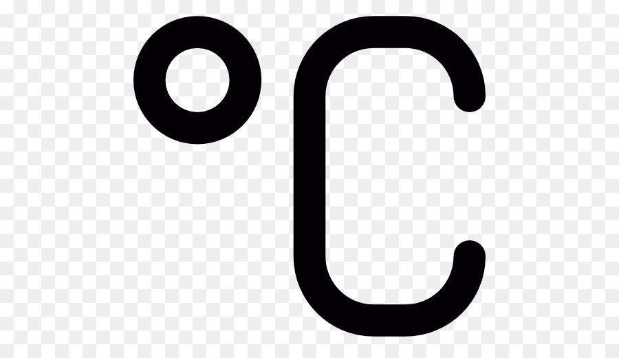 Celsius Degree Symbol Computer Icons Symbol Png Download 512512