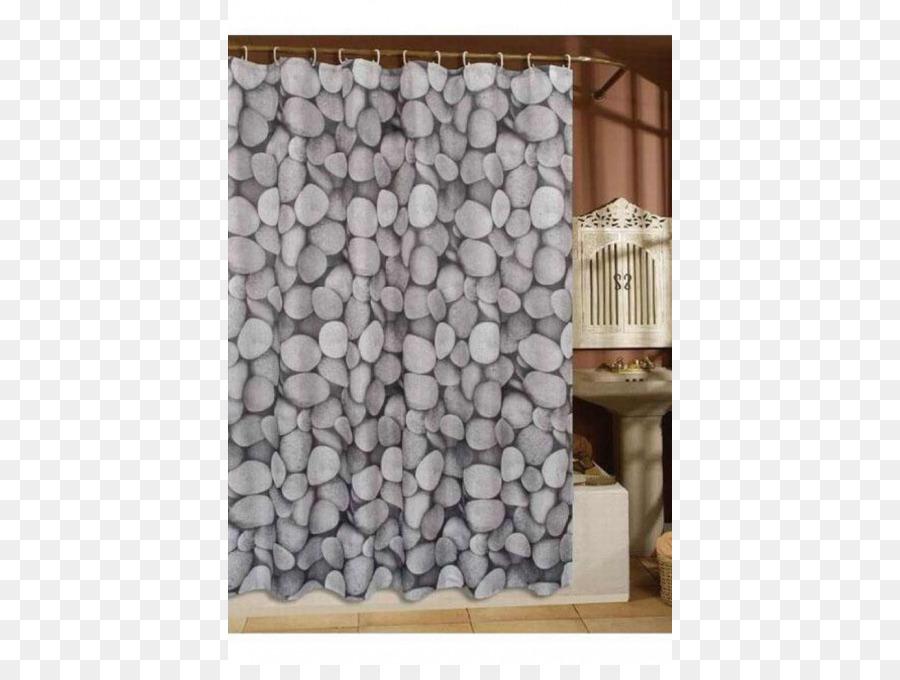 Douche Gordijn Rails : Window curtain drape rings shower douchegordijn zen stones png