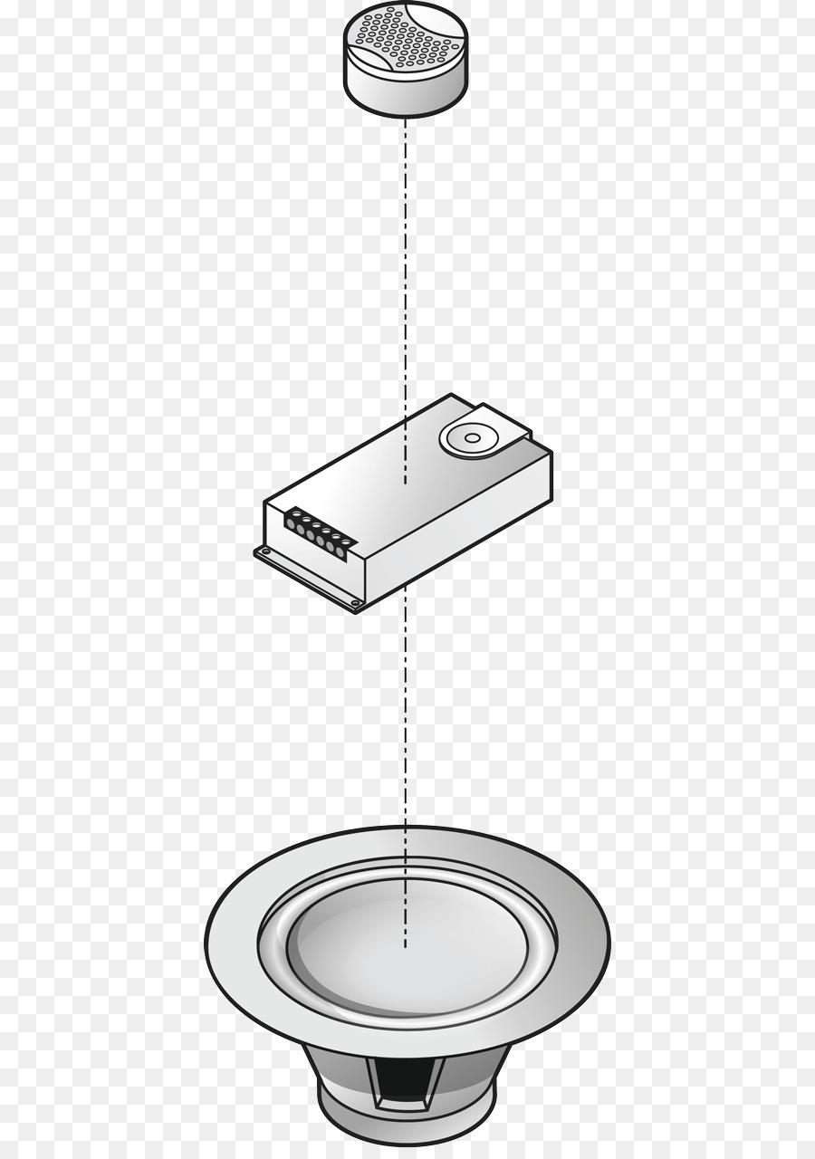 Car Component speaker Loudspeaker Tweeter Woofer - explosion diagram ...