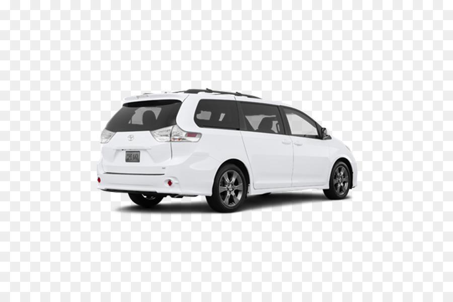 2016 Toyota Sienna Car 2017 2018 Xle Premium Png 600 Free Transpa
