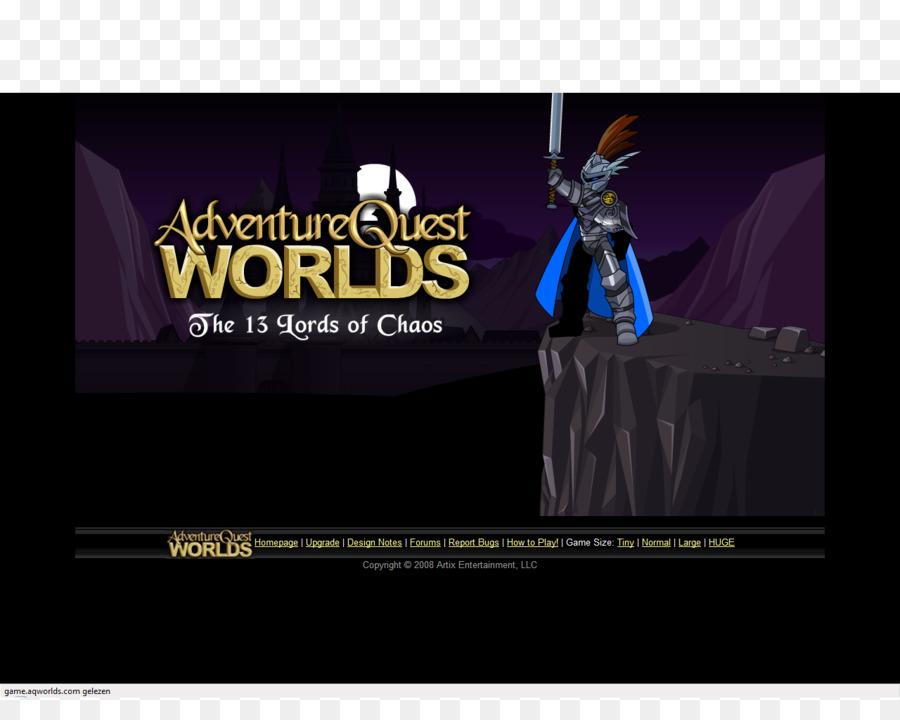 AdventureQuest Worlds Artix Entertainment, LLC Massively multiplayer