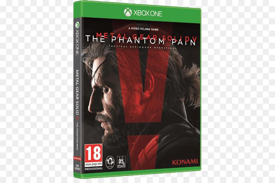 f856d626b7 Metal Gear Solid V  The Phantom Pain Metal Gear Solid V  Ground Zeros Xbox