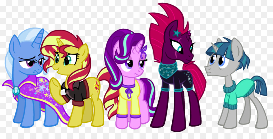 My Little Pony Friendship Is Magic Fandom Sunset Shimmer Tempest