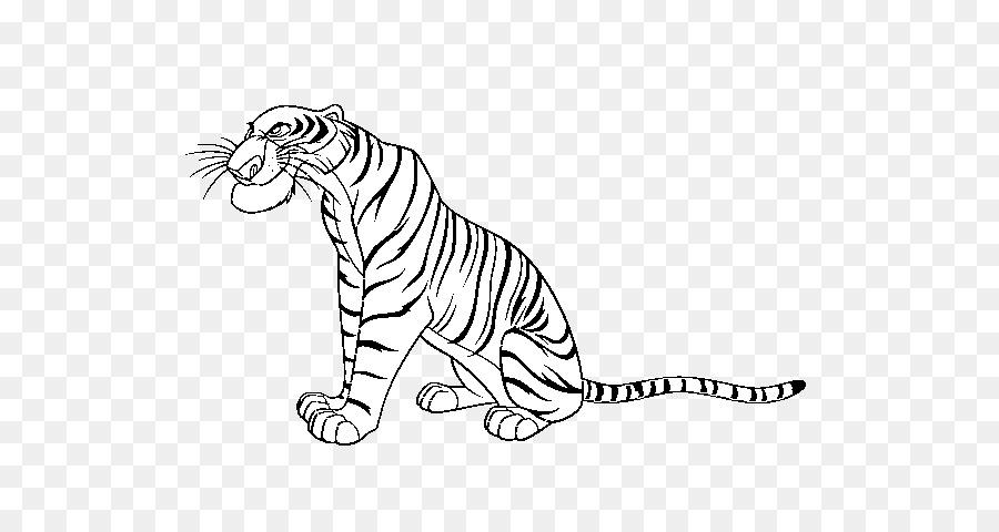 Shere Khan The Jungle Book Bagheera Baloo Mowgli - shere khan ...