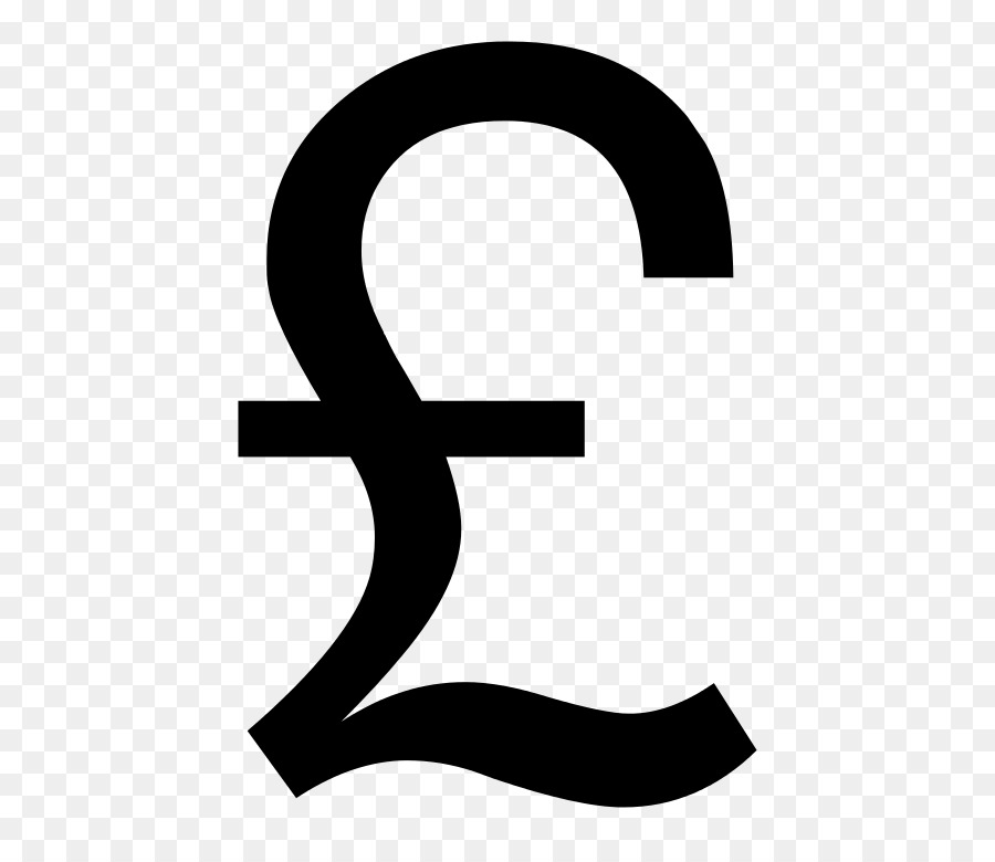 Pound Sign Pound Sterling Currency Symbol Symbol Png 768