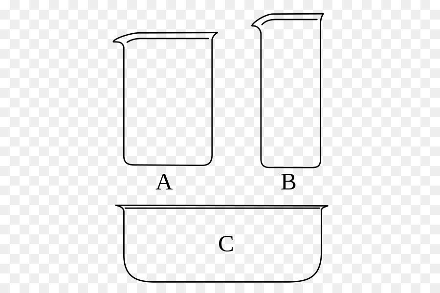 Beaker Laboratory glassware Graduated Cylinders Chemistry ...
