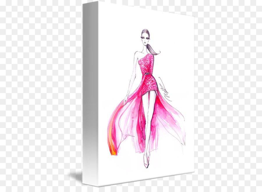 Gown Drawing Dress Sketch Sketch Gown Drawing Png Download 447