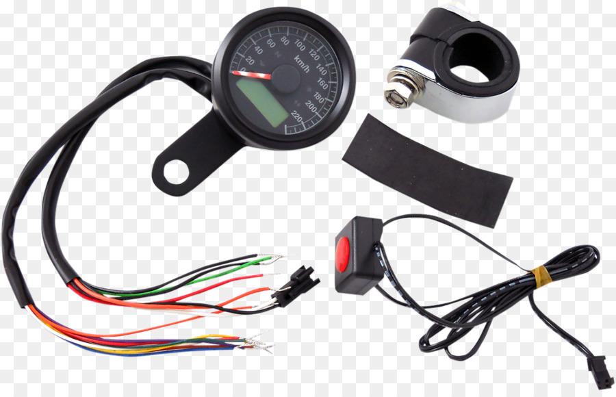 Swell Harley Davidson Motorrad Custom Kfz Tachometer Buell Motorcycle Wiring Database Gramgelartorg