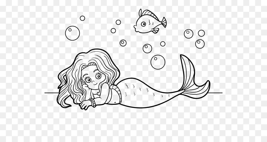 Elsa Anna libro para Colorear, Dibujo de Princesa de Disney - sirena ...