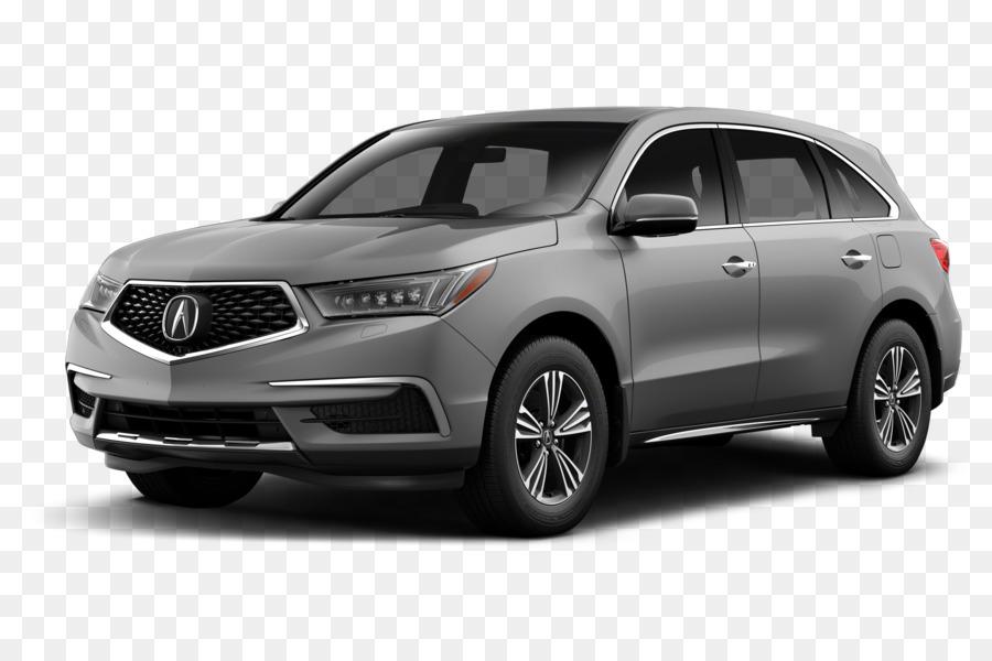 2018 acura mdx 3 5l sport utility vehicle car sh awd car png