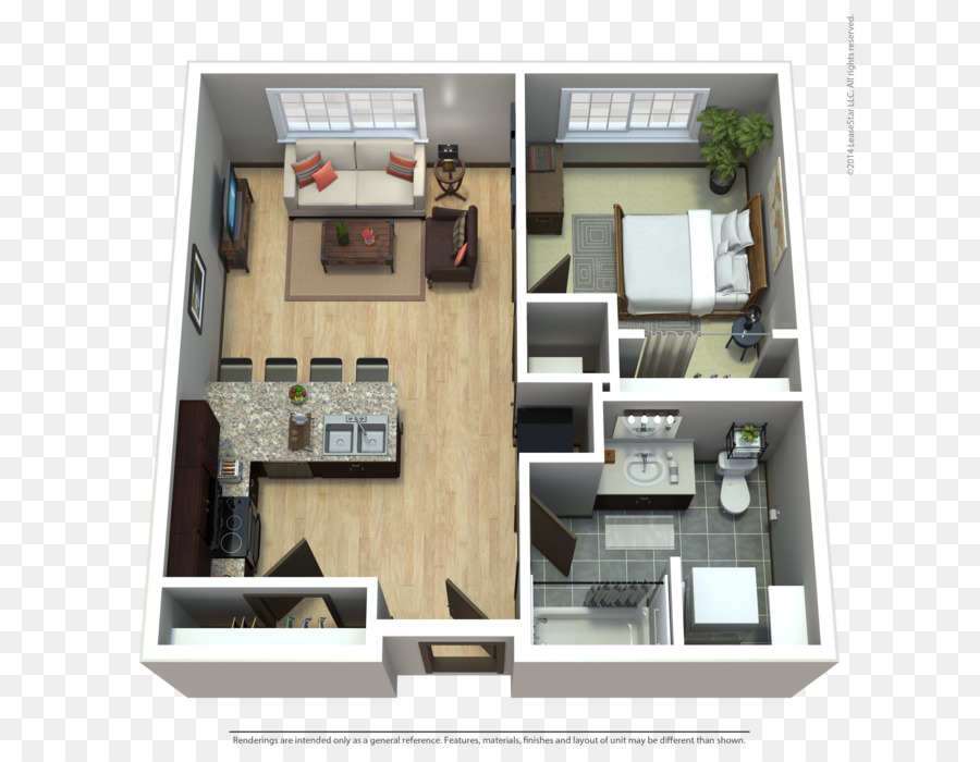 Floor Plan Property   Loft Apartment Floor Plans 3d