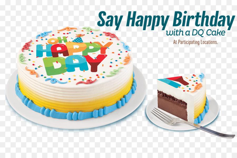 Birthday Cake Ice Cream Cake Sheet Cake Soft Ice Cream Png