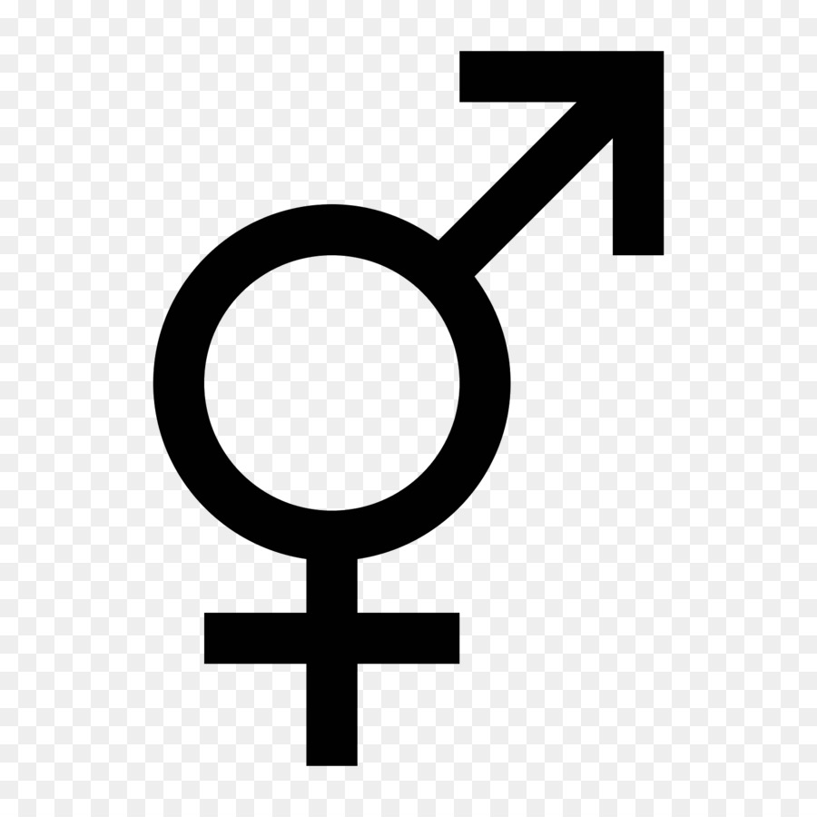 Transgender Gender Symbol Clip Art Symbol Png 16001600