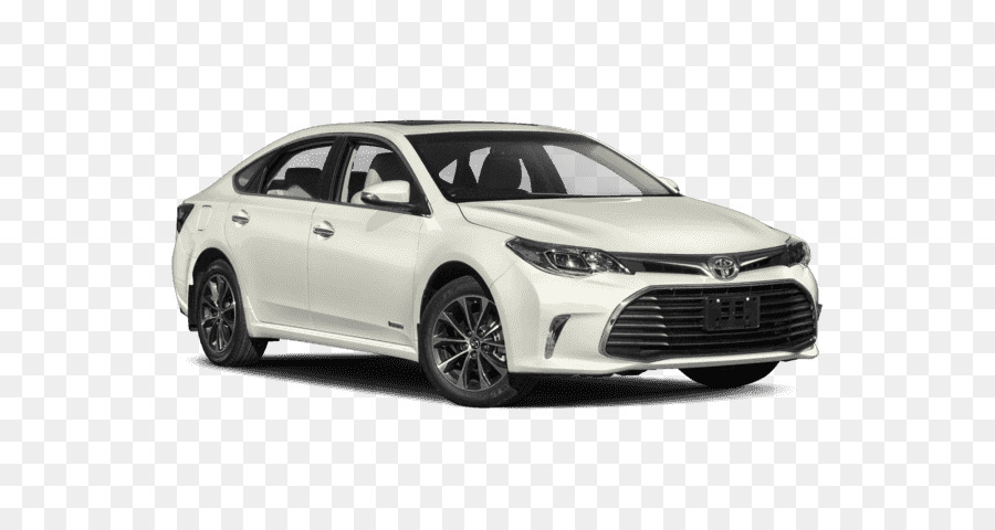 2018 Toyota Avalon Hybrid Xle Premium Car Limited Png 640 480 Free Transpa
