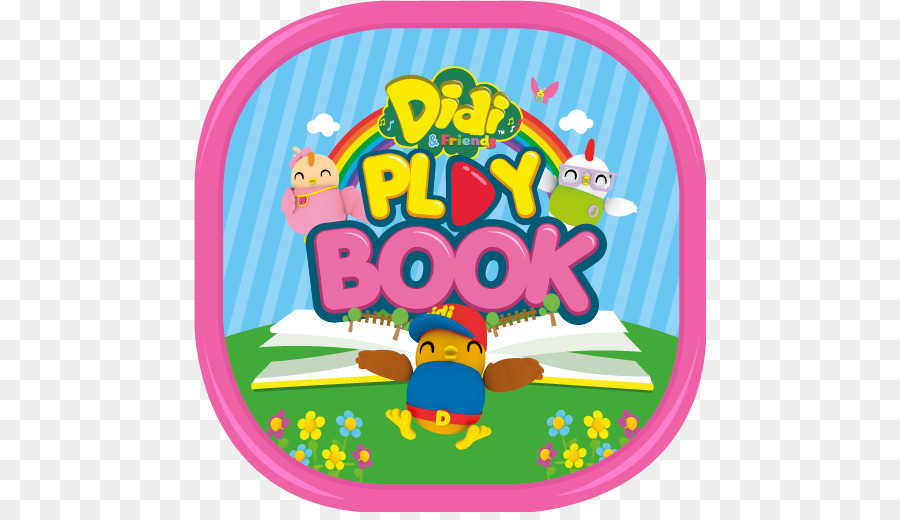 Didi And Friends Playbook Didi Friends Playtown Read Learn