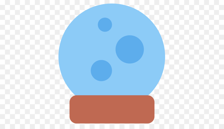 Crystal Ball Blue png download - 512*512 - Free Transparent