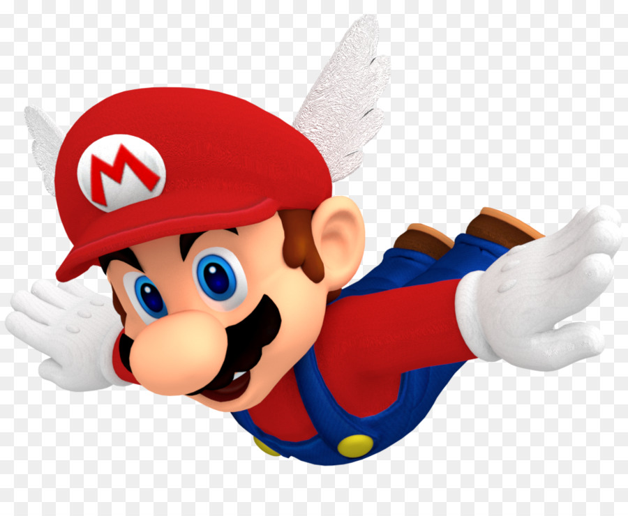 Super Mario 64 Toy png download - 941*753 - Free Transparent Super