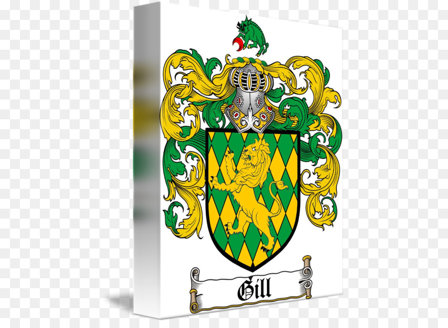 Coat Of Arms Crest Surname Meaning Symbol Family Crest Png
