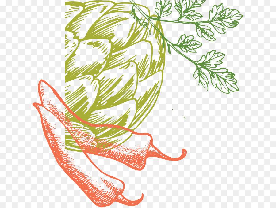 932d1348279 Organic food Choctaw Fresh Produce Floral design Leaf vegetable ...