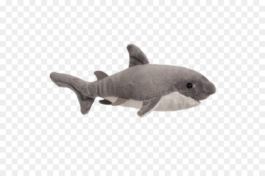 Gran tiburón blanco de mamíferos Marinos Animales de Peluche Y ...