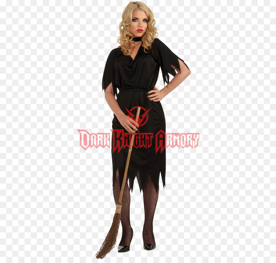 Halloween Costume Little Black Dress Vintage Clothing Cosplay Png