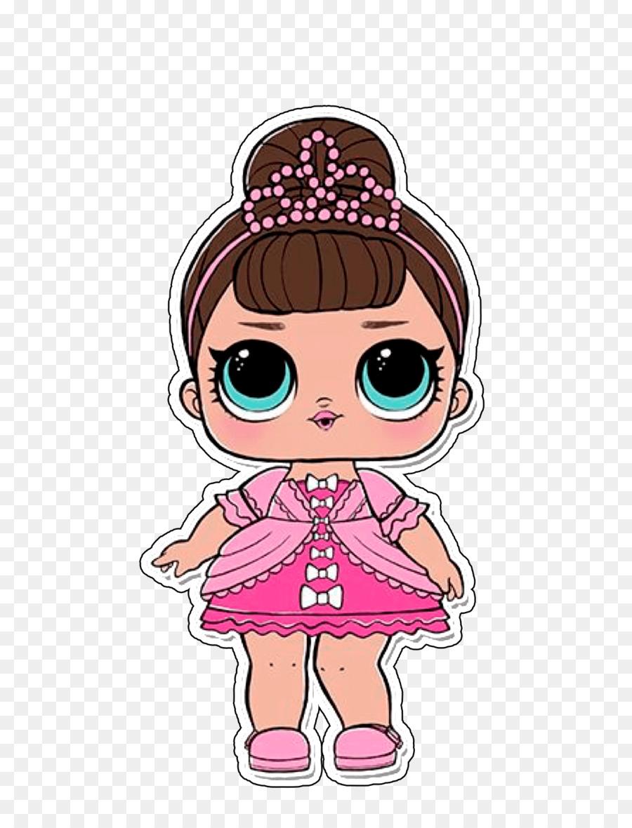 Mga Entertainment L O L Kejutan Seri 1 Putri Duyung Boneka