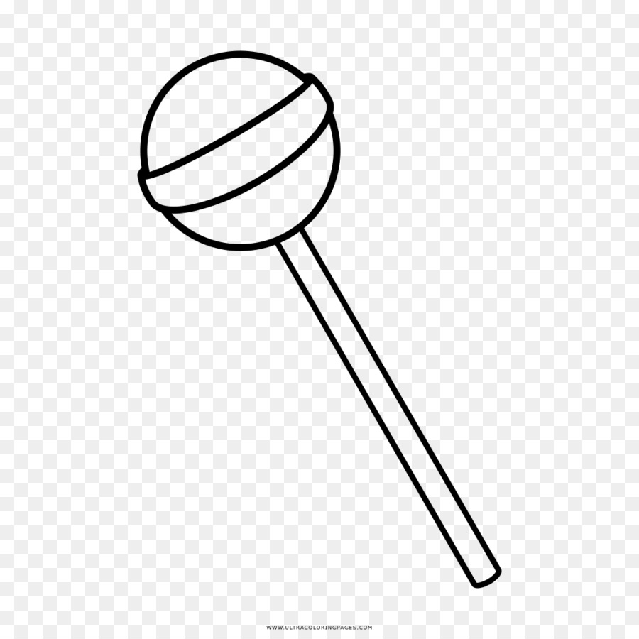 Lollipop Zeichnung Coloring Book Ausmalbild Lollipop Png
